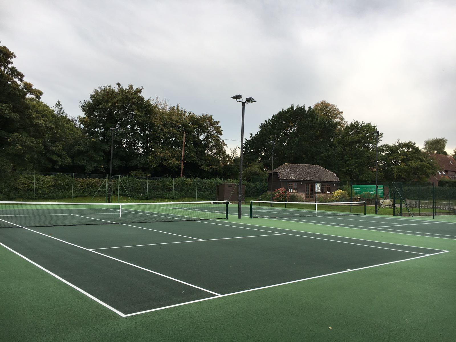 Sports Courts For Tennis Clubs Sports Courts Uk